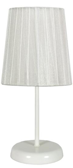 Lampa Stołowa Gabinetowa Candellux Rifasa 41-40848 E14 Biała