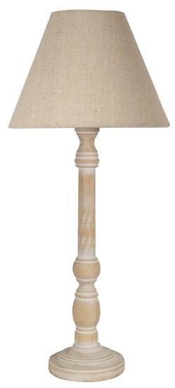 Lampa Stołowa Gabinetowa Candellux Folclore 41-80755 E27 Len