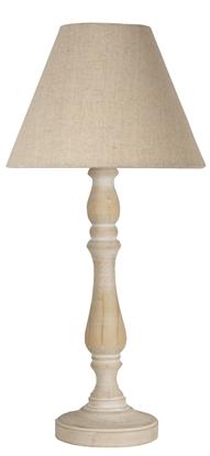 Lampa Stołowa Gabinetowa Candellux Folclore 41-85101 E14 Len