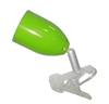 Lampa Stołowa Lampa Candellux Led 41-99597 Klips Led Zielona