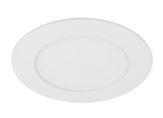 Oprawa stropowa LED oczko sufitowe okrągłe 6500K Candellux 2245591