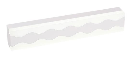 LAMPA SCIENNA KINKIET CANDELLUX FRONT 21-72825 LED BIAŁY ZMIENNA BARWA 3000/4000/6500K