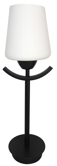 Lampa Stołowa Gabinetowa Candellux Londyn 41-38852 Czarny