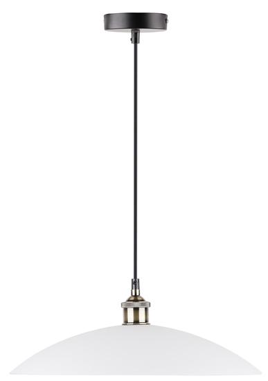 LAMPA SUFITOWA WISZĄCA DEXTER 31-77721 1X6OW E27