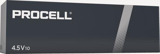 10 x bateria alkaliczna Duracell Procell 3LR12 - płaska