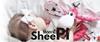 Mom's Care Sensoryczna przytulanka Sheepi Różowna gryzak szmatka 0+