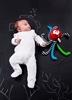 Mom's Care Ośmiornica Prenatalna Czerwona 0+