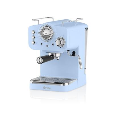 EKSPRES CIŚNIENIOWY Pump Espresso Coffee BLUE