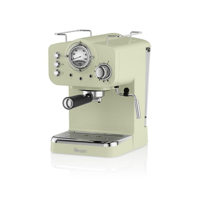 EKSPRES CIŚNIENIOWY Pump Espresso Coffee GREEN