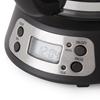 EKSPRES PRZELEWOWY Programmable Coffee Maker BLACK