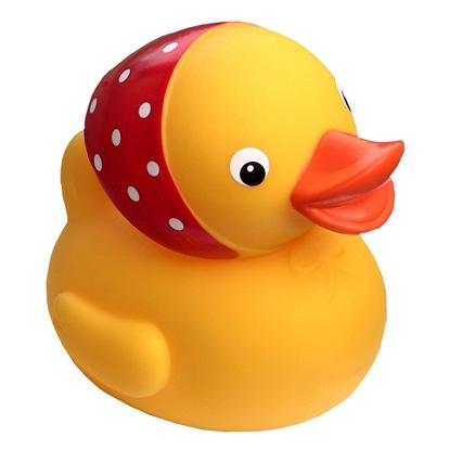 Hencz Toys Kaczka z Chustką do kąpieli duża 0+