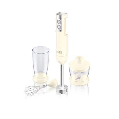 BLENDER 3 W 1 Die-Cast Stick Blender HONEY