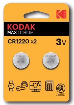 A.KODAK BATERIA KCR1220 Blister2