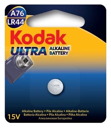 A.KODAK BATERIA  KA76 (AG13)  LR44 BL1