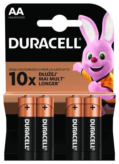 DURACELL BATERIA LR6 BASIC K4