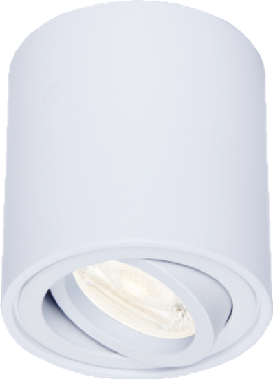 Oprawa OZZO ADA1 212-W/W natynkowa biała wys.8cm