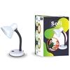 Lampka E27 SOFI biała