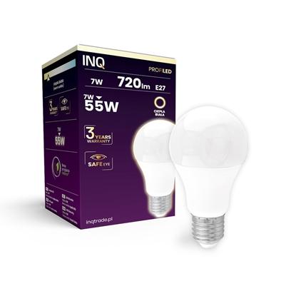 LAMPA  A60 E27 LED PROFI  7 BULB 720lm 3000K INQ