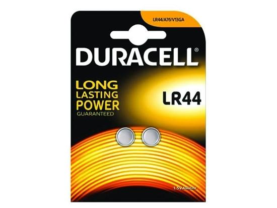 DURACELL BATERIA LR 44/BL2  A76 (AG13)