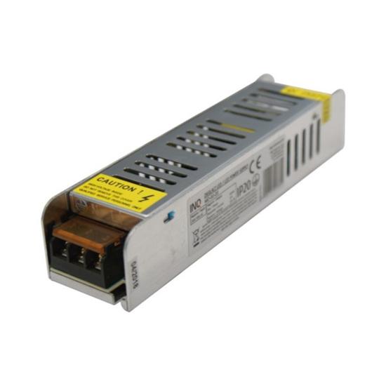 Zasilacz LED modułowy IP20  60W mini size 5A  12V  DC-prąd stały z potencjometrem