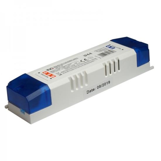 Zasilacz LED montażowy IP44 60W 5A  12V  DC-prąd stały