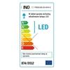 Taśma LED P5630x60 18W 1680lm/m 3000K IP20 RA80 5m INQ