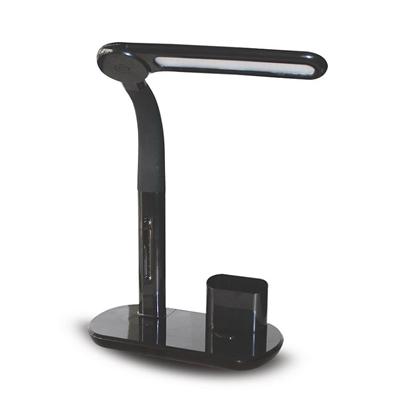 Lampka LED MATI BLACK z przybornikiem