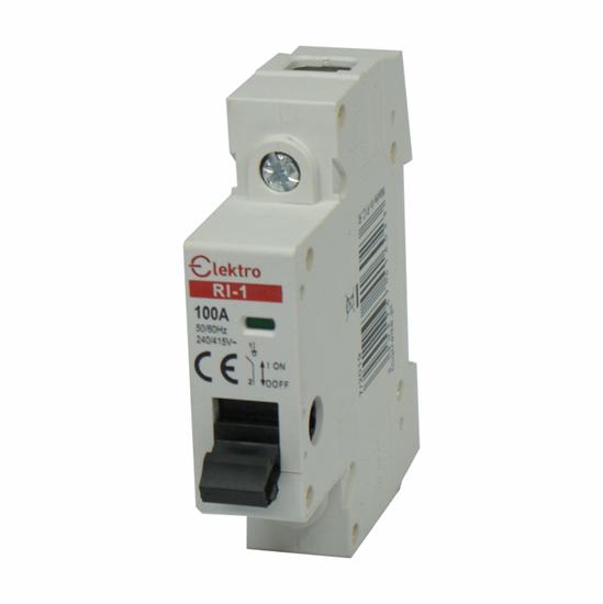Rozłącznik izolacyjny  1P  100A
