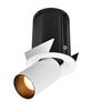 Oprawa Roy3501 podtynkowa biało-czarna