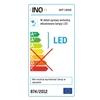 OPRAWA  LED HOLDA 18W zintegrowana 1900lm IP65 600mm 4000K INQ
