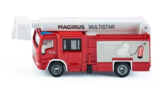 Siku 1749 Magirus Multistar TLF z wysięgnikiem (S1749)