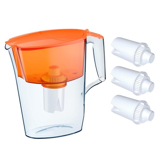 Aquaphor dzbanek Standard 2.5 L 4 filtry B15 (B100-15)