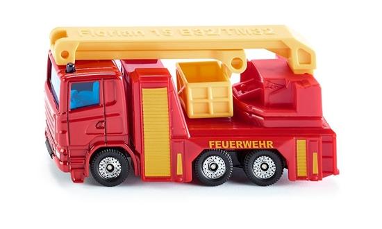 Siku 1080 Wóz strażacki z podnośnikiem (S1080)