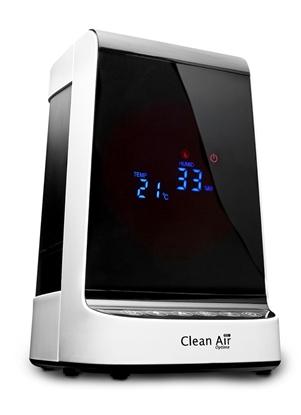 CA-605 BLACK OCZYSZCZACZ POWIETRZ CLEAN AIR OPTIMA