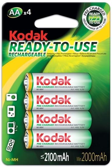 A.KODAK AKUMULATOR R6 2100MAH PRE-CHARGED(READY)  BL4