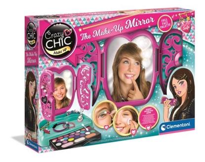 Clementoni Crazy chic Lusterko do makijażu 50641 (50641 CLEMENTONI)