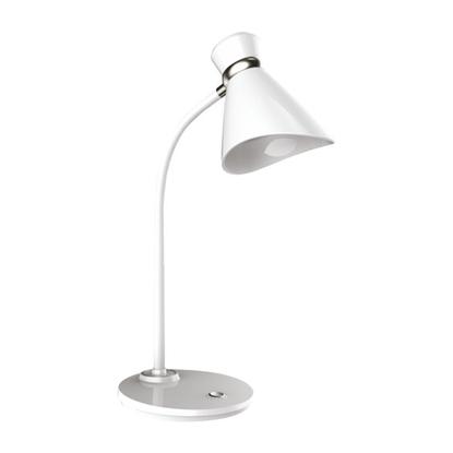 Lampka E27 Helen biała