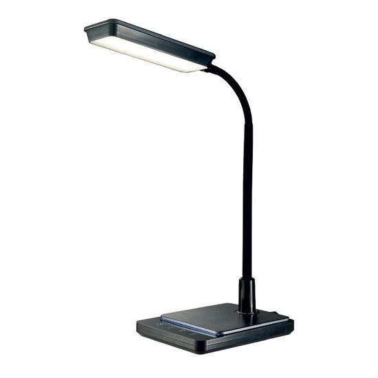Lampka LED Magnum czarna