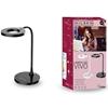 Lampka LED Vivo czarna