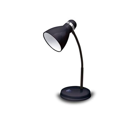 Lampka E27 BEN czarna