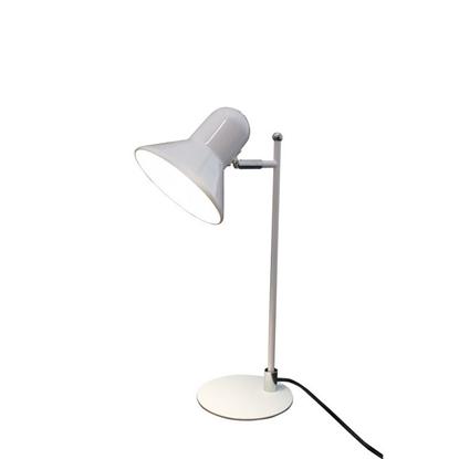 Lampka E27 BELL biała