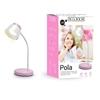Lampka LED Pola Różowa