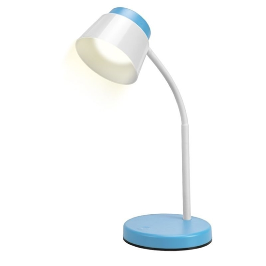 Lampka LED Pola Niebieska