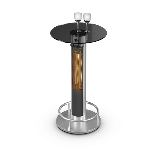 Bar Table Patio Heater