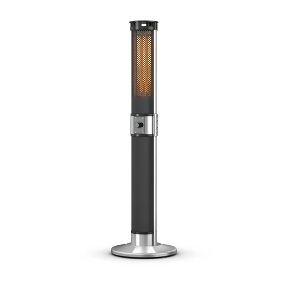 Column Patio Heater