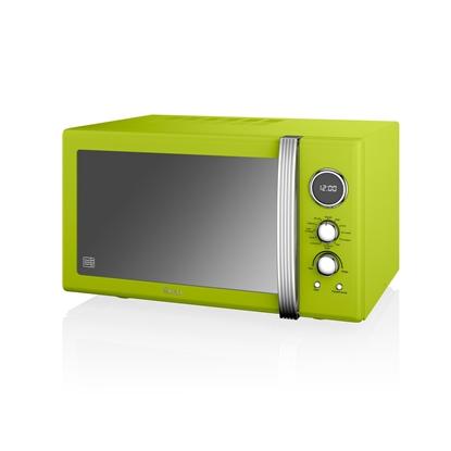 KUCHENKA MIKROFALOWA Digital Combi Microwave LIME