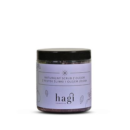 Hagi - Naturalny scrub do ciała