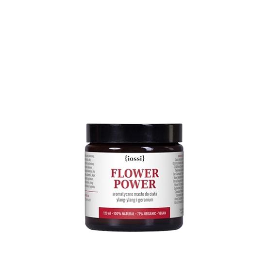 Iossi - Flower Power - Masło do ciała