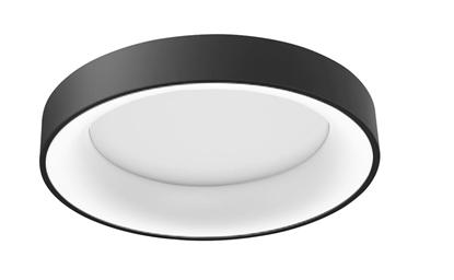 Akrylowa lampa przysufitowa LED nad stół AZzardo SOVANA 55 CCT