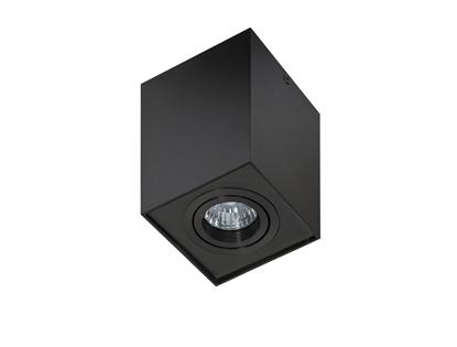 Kostka lampa natynkowa AZzardo Eloy czarna